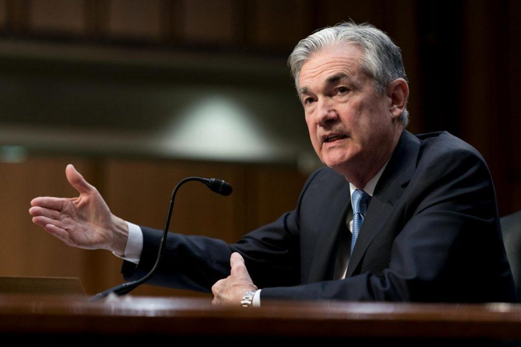 La prima volta di Powell: Fed verso aumento costo del denaro