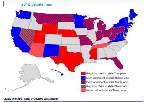 Midterm, Trump alla riscossa al Senato