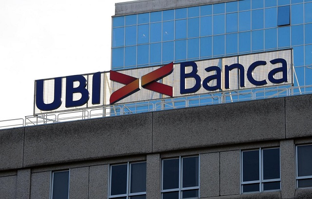 Intesa Sanpaolo lancia un'offerta su Ubi Banca