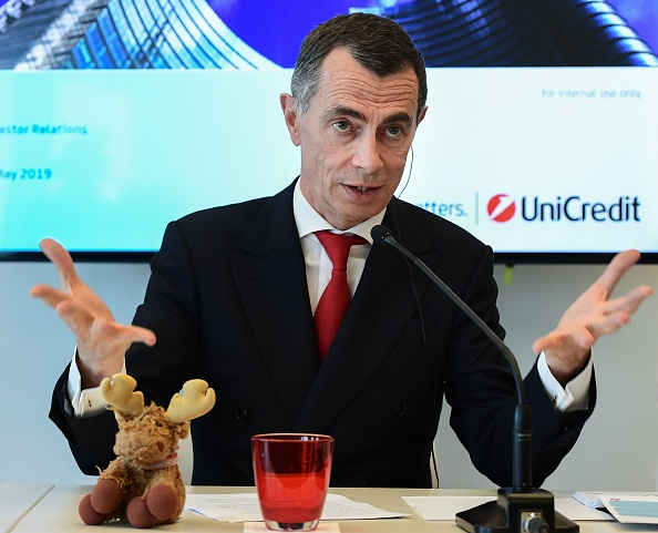 UniCredit, Mustier ribadisce il no alle operazioni di M&A