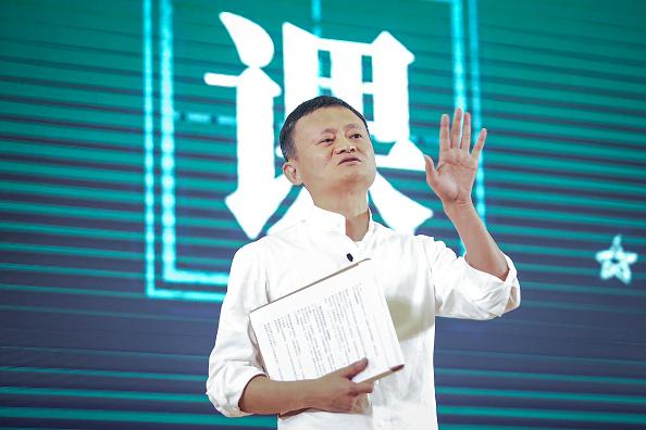 Jack Ma, uomo più ricco della Cina. Ancora più ricco con Ipo della controllata di Alibaba, la società di fintech Ant Group