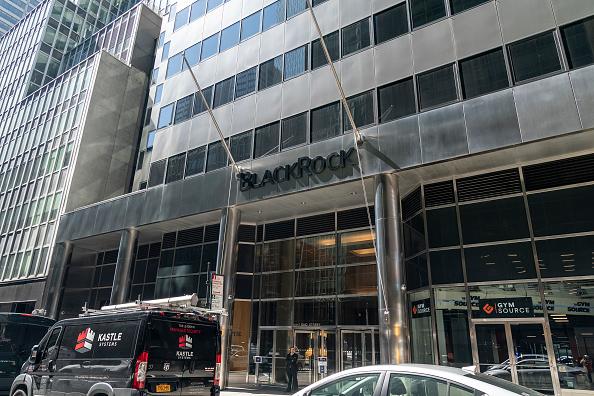 BlackRock tra titoli migliori dello S&P Financial Index