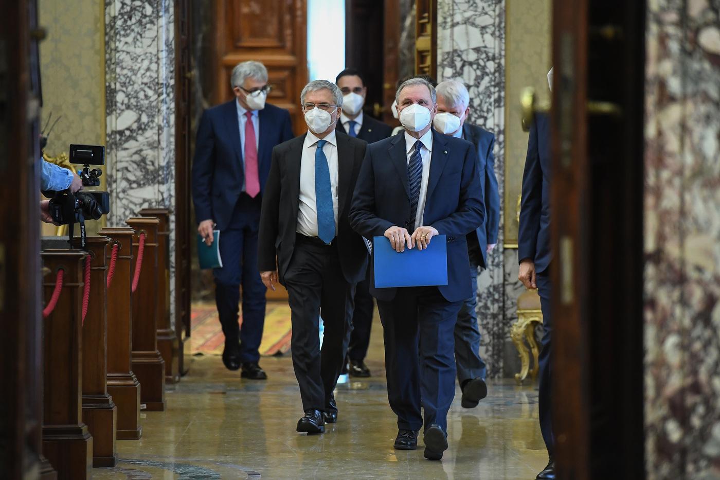 Coronavirus, Ignazio VIsco (Bankitalia) lancia alert debito-deflazione da Grande Depressione