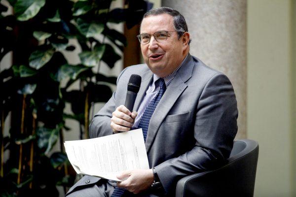 Giuseppe Castagna, AD di Banco BPM. Secondo alcune voci, avrebbe avuto vari contatti sia con UniCredit che con Credit Agricole Italia