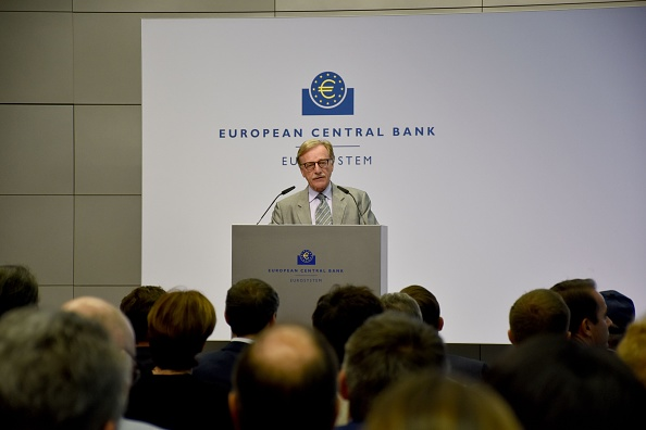 Yves Mersch, ECB Vice President for Supervision warns of halting dividends for eurozone banks