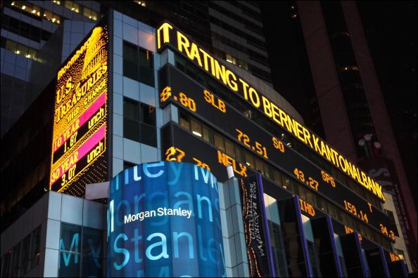 Morgan Stanley crede in una ripresa a V dell'economia grazie a speranza vaccini e politiche di sostegno