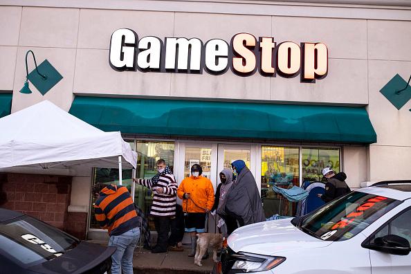 GameStop da urlo, titolo triplicato dall'inizio del 2021