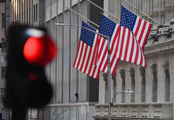 Immagine del New YOrk Stock Exchange. Occhio alle previsioni di Goldman Sachs per lo S&P 500 a fine 2021 e 2022, e all'indicatore RAI