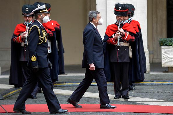 Prima emissione di BTP del Tesoro nell'era del governo Draghi. E' boom di ordini