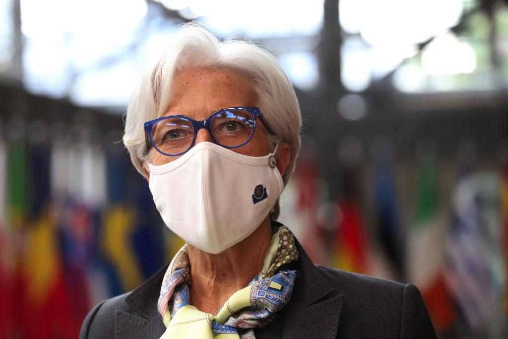 Christine Lagarde, presidente della Bce, pronta a fare annuncio storico su inflazione dopo fine revisione strategia politica monetaria Bce